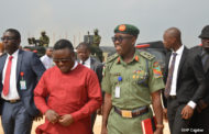 Ayade Donates More Operational Vehicles To Nigeria Army