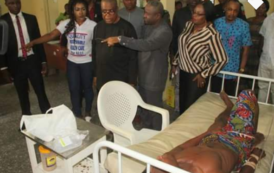 Buhari, Mark, Ndoma-Egba, Others Mourn Calabar Viewing Center Victims As Cross River Government Foot Bills