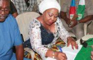 Ndoma-Egba Welcome Ita Giwa To APC