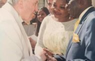 Pope Francis I Re-Solemnizes Ndoma-Egba's Marriage (UPDATED)