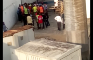 Man Arrested For Slapping Police ASP At Enyimba Vs Rangers Football Match In Calabar