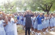 Rep Jarigbe Agom Distributes Writing Materials To Constituents Preparing For WAEC