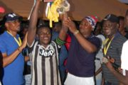 2nd Hon. Peter Odey Football Tournament Ends With Young Stars Of Ishibori Clinching Star Prize