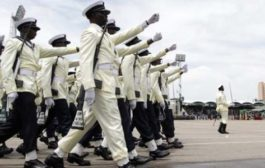 Maritime Security: Cameroonian Navy Ship Le Ntem Berths In Calabar