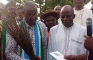 Owan-Enoh Joins APC, Says PDP Excluded Cross River Central From 'Scheme Of Things'
