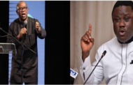 Former Governor Peter Obi Berates Ayade Over Superhighway