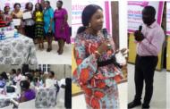 Second Chance Initiative Hold 'Girls Talk Periods' In Calabar