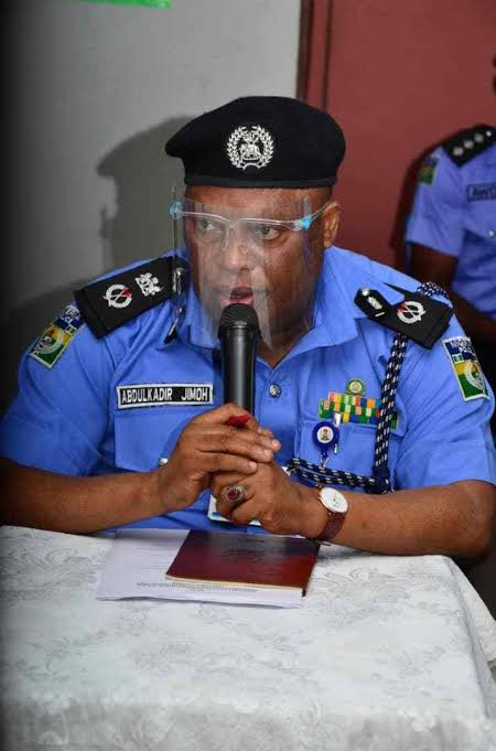 CP Abdulkadir Jimoh, Cross River Commissioner of Police CP, Nigerian Police Force