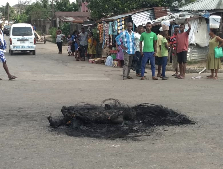 Jungle Justice and Mob action in Calabar