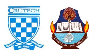 University of Calabar, UNICAL and Cross River University of Technology, CRUTECH logos