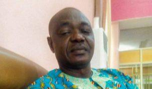 Comrade Benedict Ukpepi, NLC Chairman in Cross River State