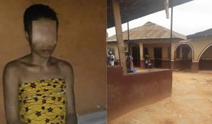 16 year old Cross RIverian used as sex-slave in Ogun State (Credit: Punch Newspaper)